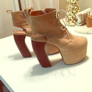 Jeffrey Campbell Lana boots